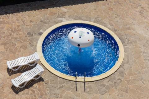 Джемете база отдыха «Белый лебедь» бассейн