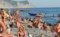 Анапа пляж 40 лет Победы